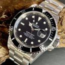 Rolex Oyster Perpetual Submariner Date FULL SET Ref. 16610 von Rolex