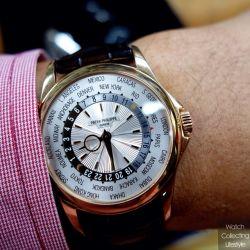 Wristcheck Patek Philippe