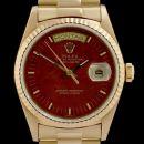 Rolex Day-Date - Ref. 18038 - Gelbgold - Box/Papiere - LC100 - Originalzustand! - 36mm - Automatik - AAW von Rolex