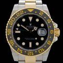 GMT-Master II Stahl / Gold von Rolex