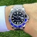 GMT-Master II Stahl von Rolex