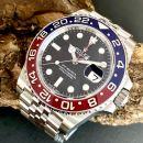 """Rolex GMT-Master II """"Pepsi"""" FULL SET Ref. 126710BLRO von Rolex"""