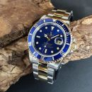 Rolex Submariner Date TRITIUM FULL SET Ref. 16613 von Rolex