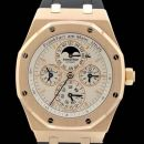 Royal Oak 26603 Equation of Time  Pink Gold / Silver von Audemars Piguet