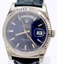 Rolex Day-Date Ref.: 118139 WG NEW / STICKERS Full Set von Rolex