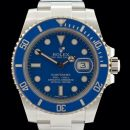 """Rolex Submariner Date Keramik """"Weissgold Look"""" - Ref.: 116610LN - Edelstahl/Weissgold - Box/Papiere - Jahr: 06/2015 - AAW von Rolex"""