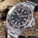 Rolex Submariner no Date Tropical Ref. 5513 von Rolex