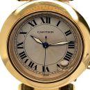 Cartier Pasha Ref. 1035 Automatik 750/- Gelbgold von Cartier