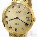 Patek Philippe Calatrava Ref: 3565 Million Dollar IOS Ltd. Associate von Patek Philippe