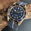 Tudor Black Bay Bucherer FULL SET Ref. 79250BB von Tudor