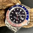 Rolex GMT-Master II Pepsi MINT FULLSET an Jubileband Ref. 16710 von Rolex