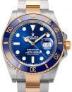 Rolex Submariner 126613LB, Strichindizes, 2020, Ungetragen, Gehäuse Stahl, Band: Stahl von Rolex