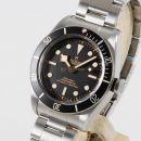 Heritage Black Bay Black Manufacture / Bracelet von Tudor
