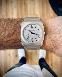 Wristcheck Bulgari
