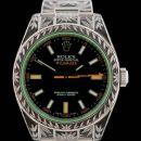 Rolex Milgauss - Ref.: 116400GV - Jahr 2008/2009 - AAW von Rolex