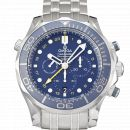 Omega Seamaster Diver 300M Co-Axial GMT Chronograph von Omega