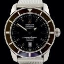 Breitling Superocean Heritage 46 - A17320 - Edelstahl/Milanese - Automatik - AAW von Breitling
