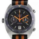 Heuer Autavia watch in stainless steel Ref: 11630 Circa 1970 von TAG Heuer