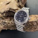 Rolex Oyster Perpetual Datejust 31 Diamanten Ref. 178384 von Rolex