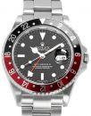 Rolex GMT-Master II 16710, Strichindizes, 2005, Gut, Gehäuse Stahl, Band: Stahl von Rolex
