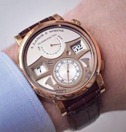 Wristcheck A. Lange & Söhne