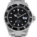 Rolex Submariner Date watch in stainless steel Ref: 16610 Circa 1998 von Rolex