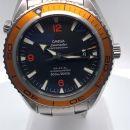 Omega Seamaster Planet Ocean Ref. 22085000 Automatik Edelstahl mit Box und Papiere von Omega