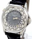 Patek Philippe World Time Platinum FULL SET Deutsche Erstauslieferung von Patek Philippe