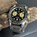 Tudor Black Bay Heritage Chrono FULL SET Ref. 79363N von Tudor