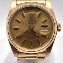Rolex Day-Date Ref. 18038 Automatik 750/- Gelbgold von Rolex