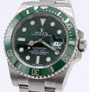 Rolex Submariner 116610LV 10/2013 LC100 FULL SET von Rolex