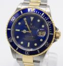 "Rolex Submariner Ref.: 16613 v. 2004 ""No Holes"" ""Fat Four"" von Rolex"