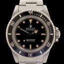 """Rolex Submariner """"Tritium"""" Letzte Serie - Ref. 5513 - Jahr ca. 1989 - AAW von Rolex"""